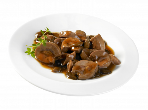 Rognons de porc sauce madère 2.4kg