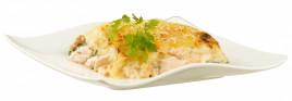 Lasagnes aux 2 saumons 3kg