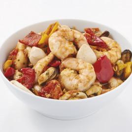 Marinade de fruits de mer Provençale