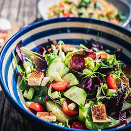 Salade et Buffet