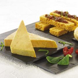 Bloc de foie gras de canard 50 % morceaux Sud-Ouest