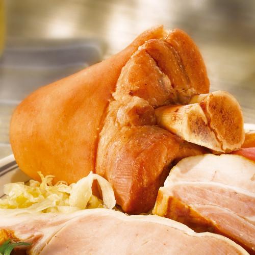 Jarretons de porc cuit supérieurs x 2 pces