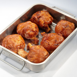 Mini jambonneaux cuits 150G x 12 pces