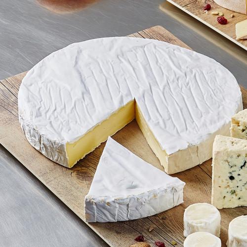 Brie pasteurisé maubert 33%mg  1KG